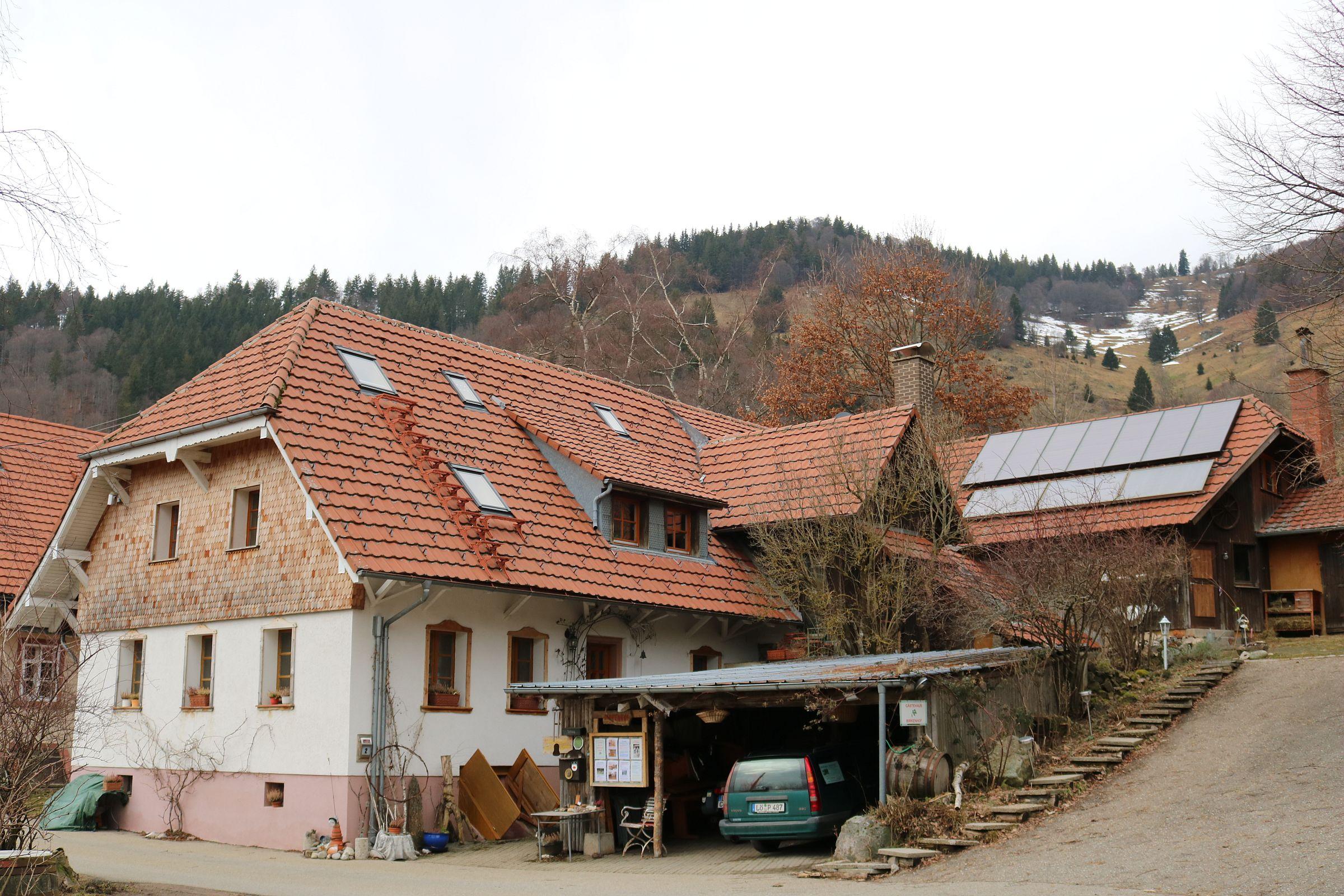 Gästehaus Birkenhof am Belchen Süd-Schwarzwald