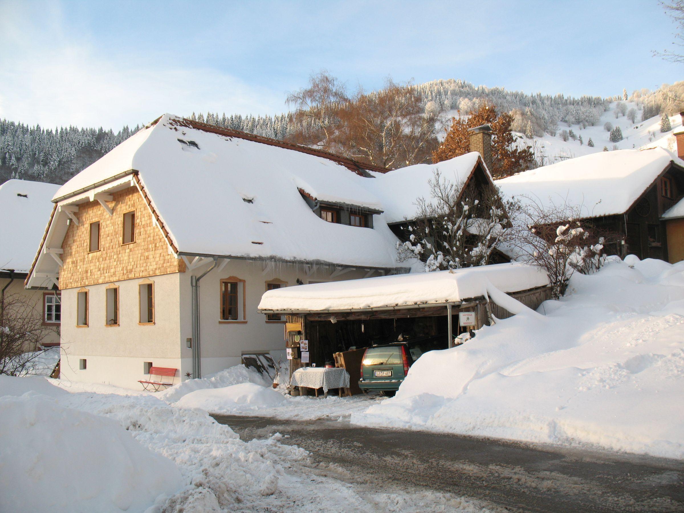 weihnachten im schnee urlaub